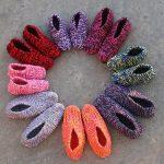 Snazzy Senior Slippers